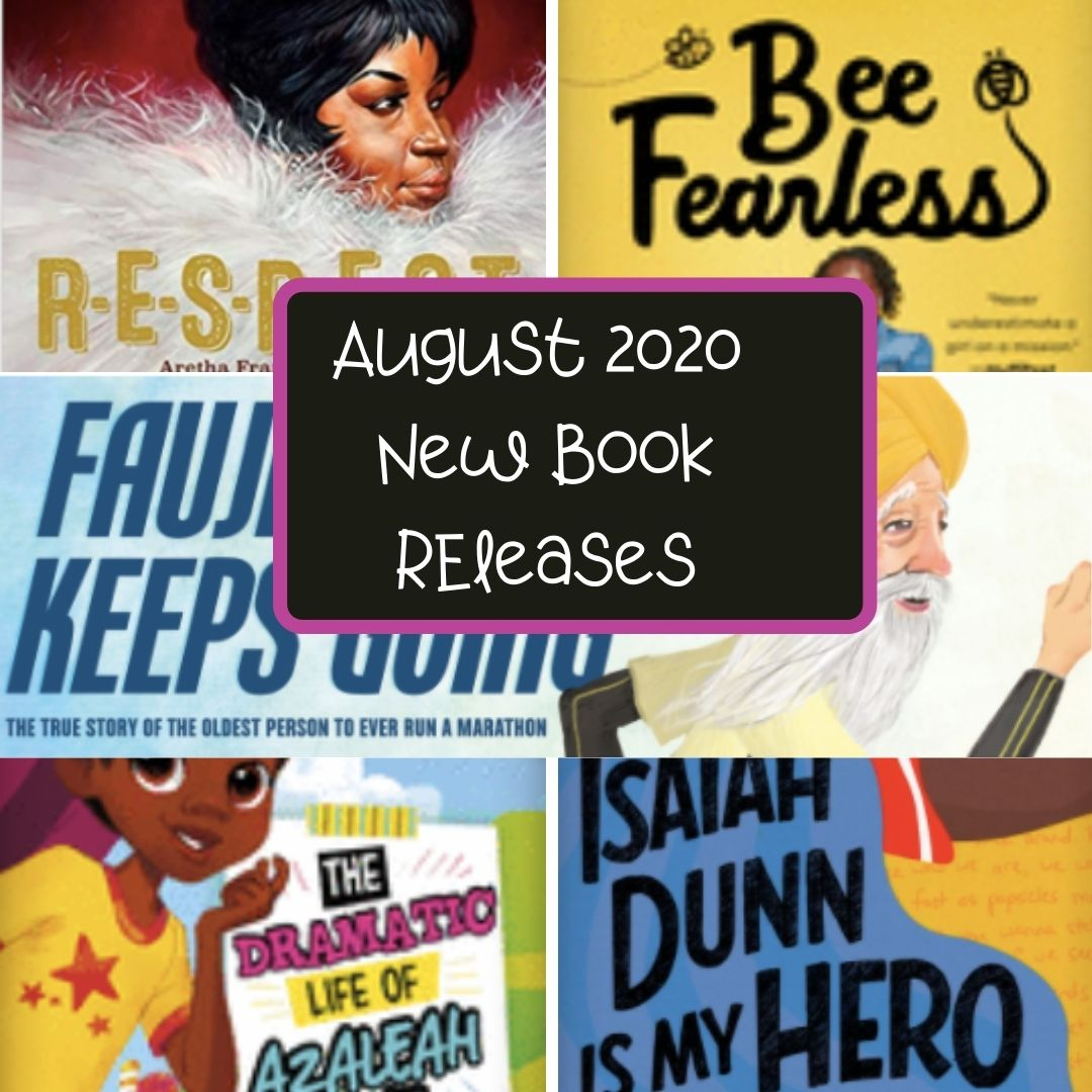 August 2020 New Book Releases