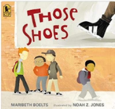"Encouraging Empathy and Generosity through ""Those Shoes"""