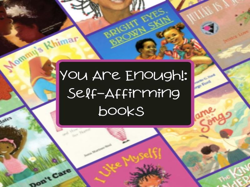 You Are Enough book list