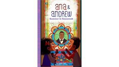 Ana & Andrew: Summer in Savannah by Christine Platt