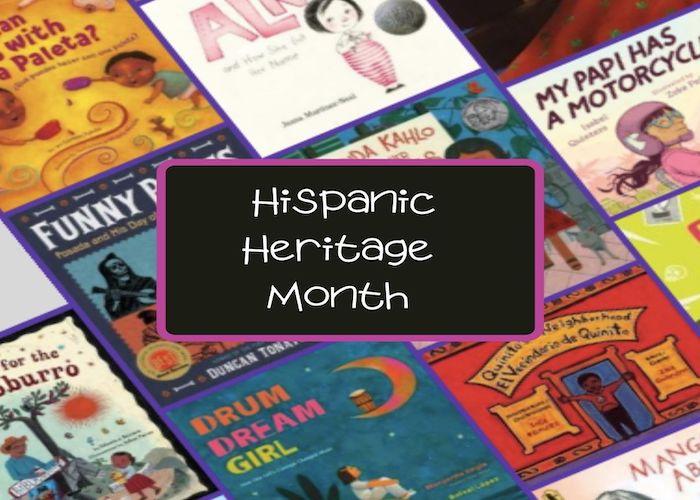 Celebrating Hispanic Heritage Month!