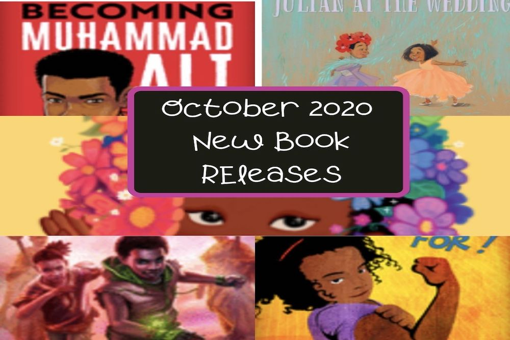 2020 October New Book Releases