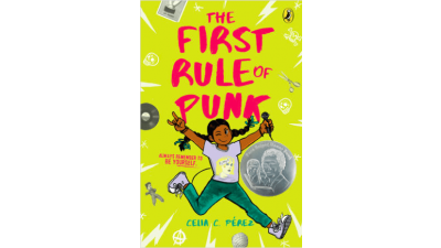 First Rule of Punk by Celia C....