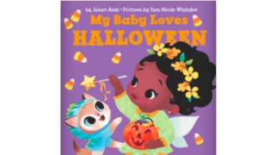 My Baby Loves Halloween by Jabari...
