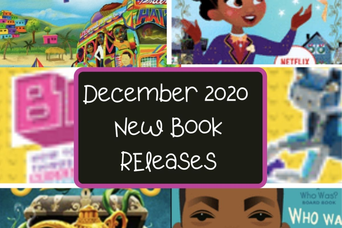 2020 December New Book Releases