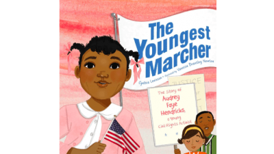 The Youngest Marcher: The Story of Audrey Faye Hendricks, a Young Civil Rights Activist by Cynthia Levinson