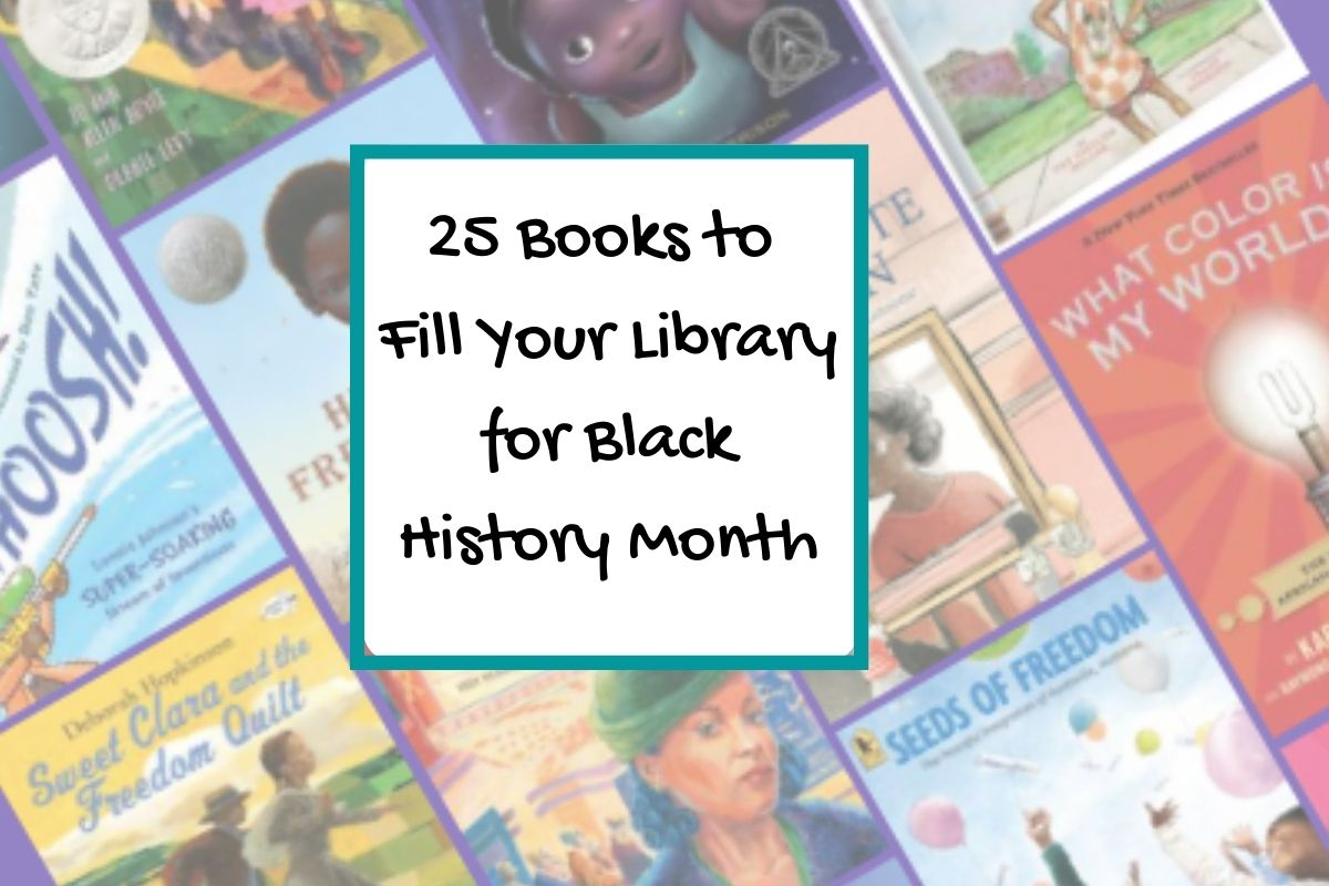 25 Books to Fill Your Library for Black History Month