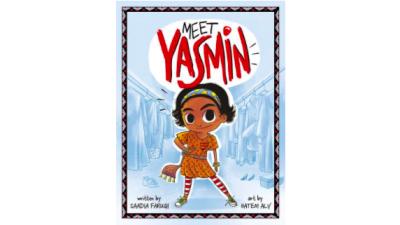 Meet Yasmin by Saadia Faruqui