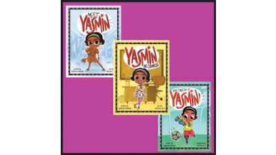 Yasmin series book bundle by Saadia Faruqui