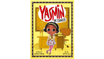 Yasmin In Charge by Saadia Faruqui