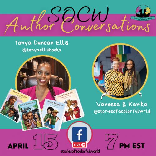 SOCW author conversations (Tonya Duncan Ellis)