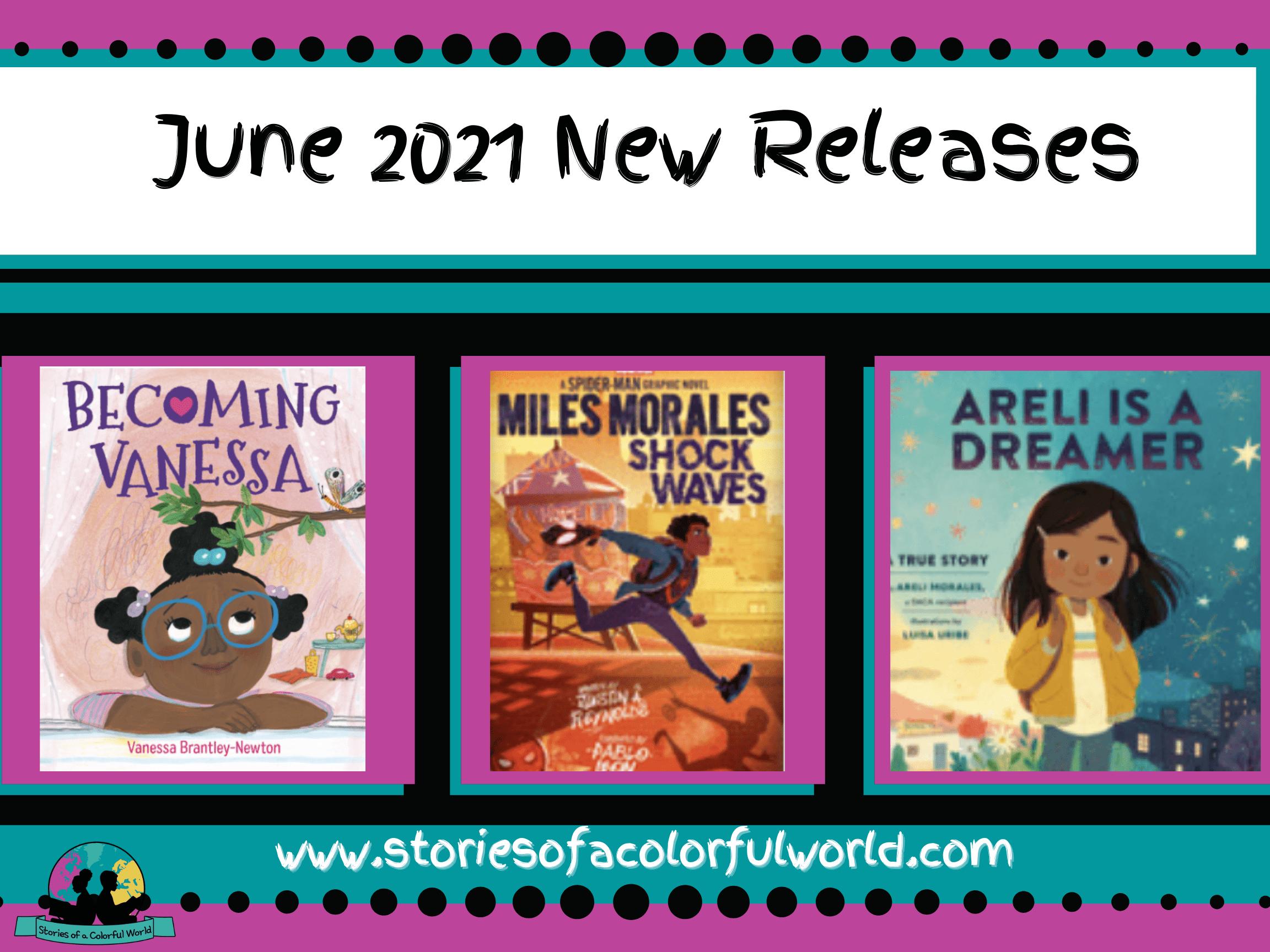 June 2021 New Book Releases