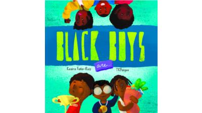 Black Boys Are by Keaira Faña-Ruiz