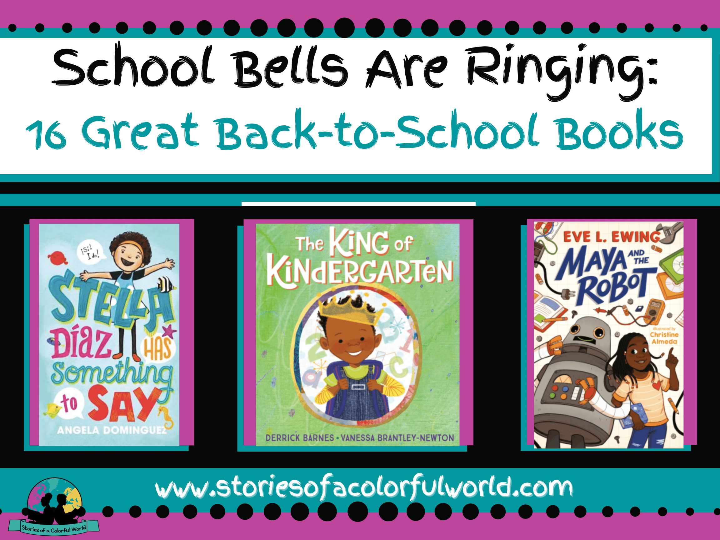 School Bells Are Ringing: Back-to-School Books