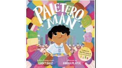 Paletero Man by Lucky Diaz