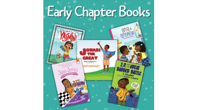 PRE-ORDER: Holiday Bundles I Early Chapter Books