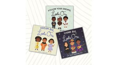 Little Leaders Board Book Bundle...
