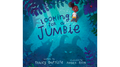 Looking for a Jumbie by Tracey...