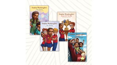 Sophie Washington Book Bundle by Tonya Duncan Ellis